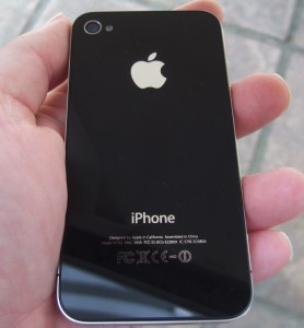 Excellent design of the iPhone 4